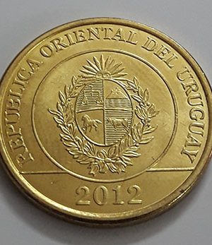 foreign-coin-of-beautiful-design-of-uruguay-unit-2-2012-oki