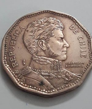 Chile collectible coins beautiful design ytr