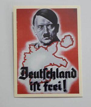 Nazi Germany Commemorative Postcard