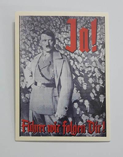 Nazi Germany Commemorative Postcard vvv
