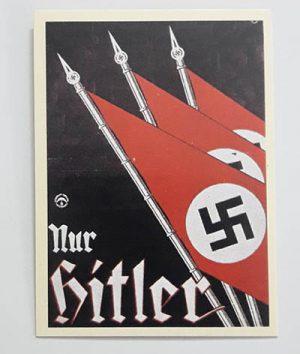 Nazi Germany Commemorative Postcard mnbx