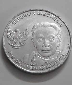 Collectible coins of the rare type of Indonesia ض2