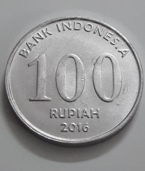 Collectible coins of the rare type of Indonesia ew