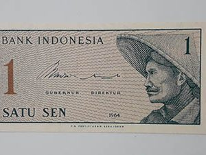 Indonesia foreign banknotes