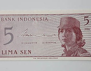 Foreign currency of Indonesia 1964 Banking quality g