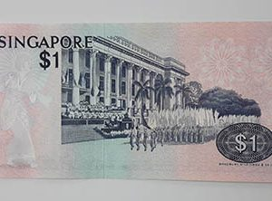 Old Singapore Collectible Banknotes b7