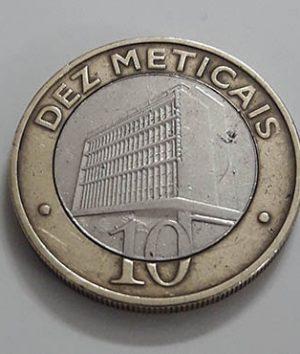Collectible coins of Mozambique