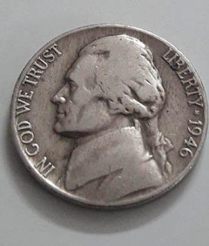 1946 American Five Coin swwv