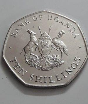 A very rare and exhilarating collectible coin of the rare Ugandan brigade hhh