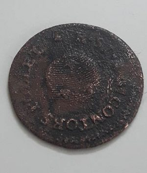 Extremely rare Swedish collector coin of 1799 fff