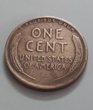 Coins A traditional American Lincoln 1940 collectible