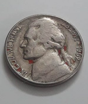 1962 American Five Traditional Coin nhhh