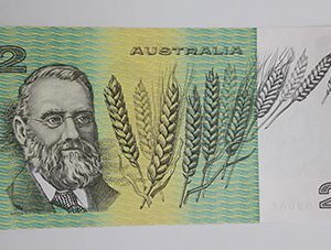 Extra Rare Australian Collectible Foreign Banknotes (Banking Quality)-rty