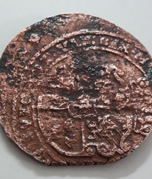 Sweden large size collectible foreign coin with very old wings (about 400 years)-ghh