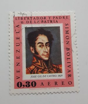 Venezuela collectible foreign stamp dating-cff