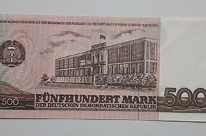 East Germany collectible banknotes (90% quality)-nen