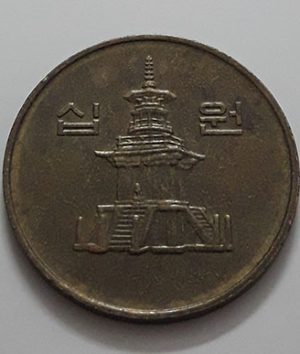 Foreign currency of South Korea in 2004-ftt