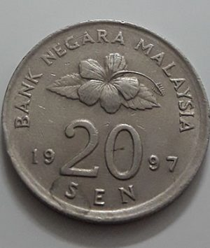 Malaysian foreign currency 1997-aha