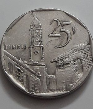 Collectible foreign coins, beautiful design of Cuba, 2002-aud