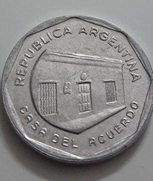 Argentina Collectible Foreign Coin 1989-dai