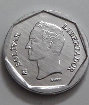 Collectible foreign coins, beautiful design of Venezuela, 2002-aoq