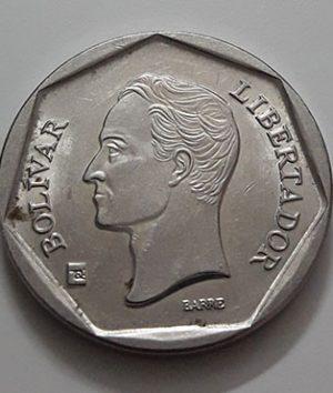 Venezuela Collectible Foreign Coin 100 Unit 1999-aeu