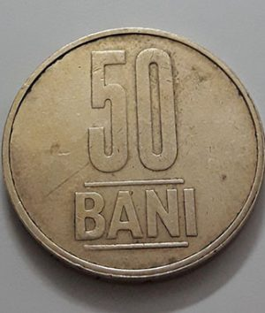 Romanian Collectible Foreign Coin 2006-aed