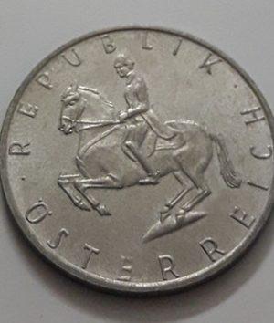 Austrian Collectible Foreign Coin 1990-ayi