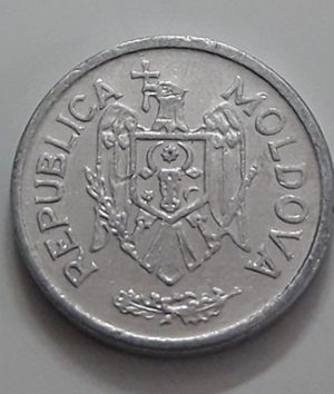 Collectible foreign coins of Moldova in 2010-eeh
