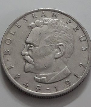 Polish foreign collectible commemorative coin of 1984-yyh